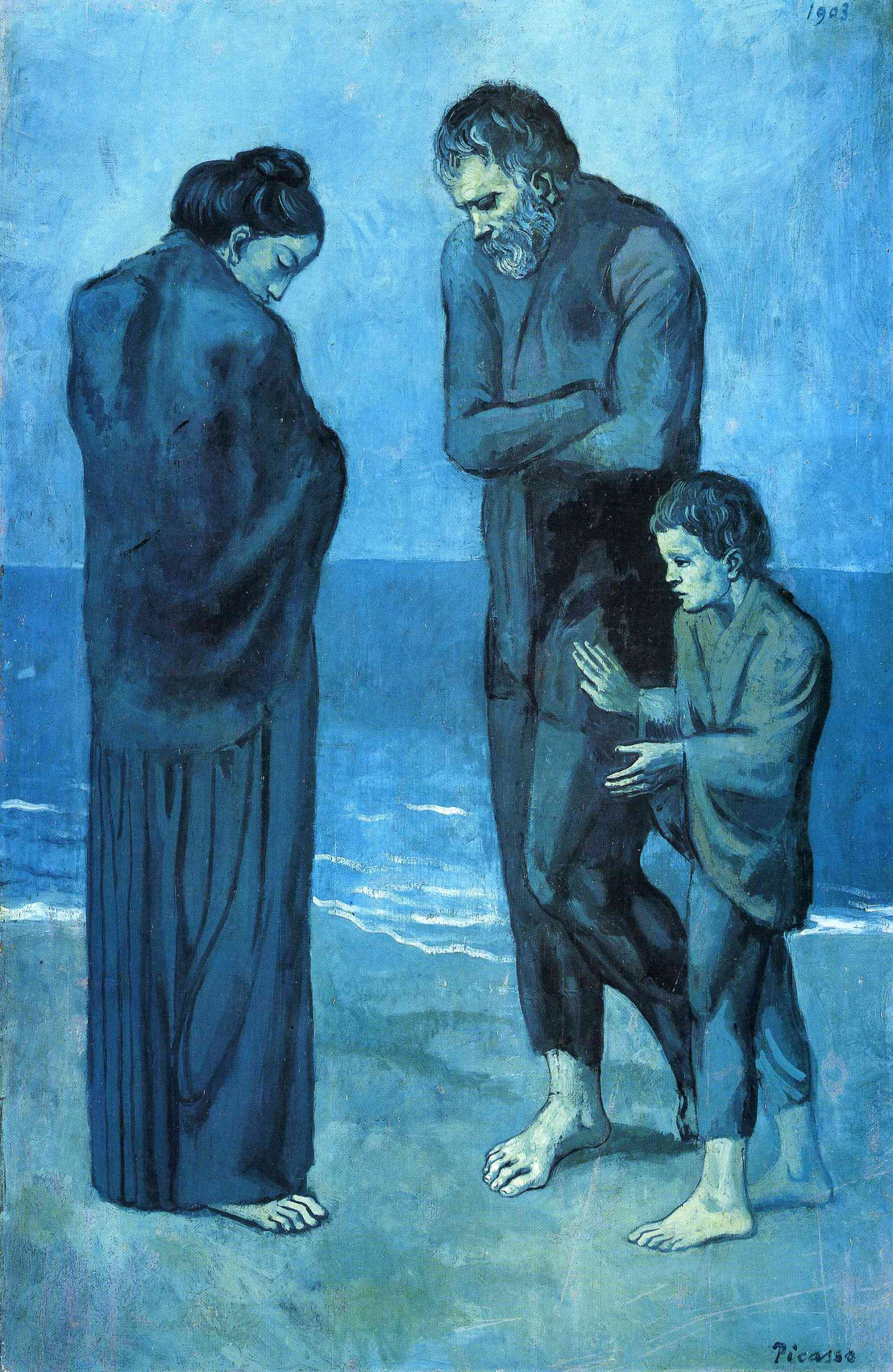 picasso-1903-the-tragedy-national-gallery-of-art-washingon
